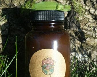 4oz Ozonated Organic Coconut Oil OZONE