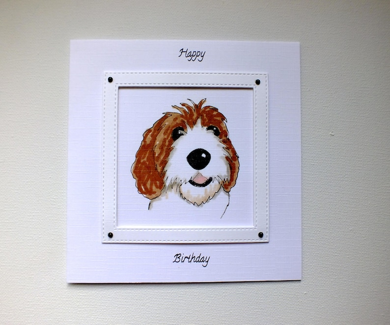 Dog Cards Birthday Card Lover For