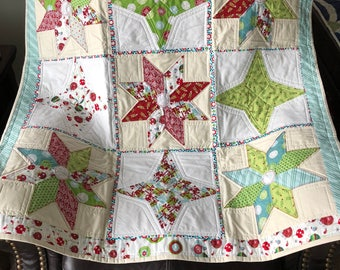 Christmas quilt/toddler quilt