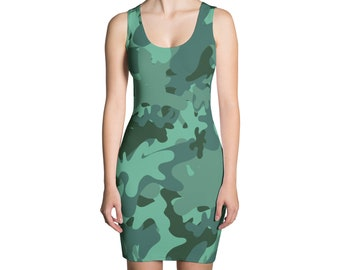 4f01eeed58c Camouflage dress