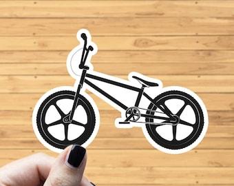 "3.5/"" REDLINE BMX Cyclocross Ride Bike Frame Bicycle DECAL STICKER Free Shipping"