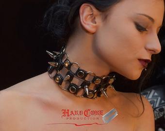 Bdsm Collar Kozlak Slave Bondage Collar Slave Collar Neck Shop Bondage And Fetish Neck Collar Hand Restraint Bondage Gear Accessories
