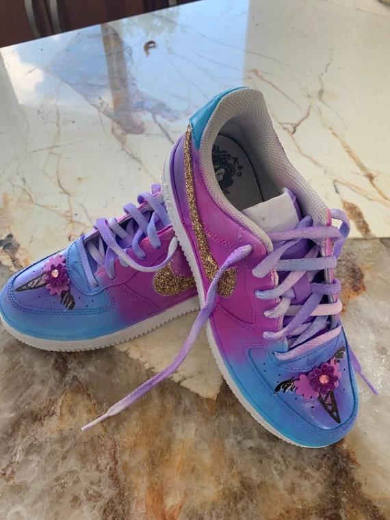 Air Force 1 custom Unicorn Sneakers