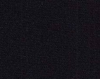 "Black Poly Blend Sweatshirt Fabric 60"" Wide"