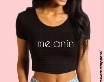 2af0a70e7b043a Melanin crop top