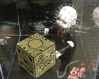 """Hellraiser Baby Diorama: """"Time to Play"""""""