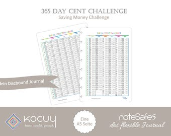 365 cents day challenge