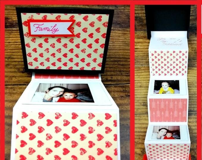 Photo Album Box - Cricut Project + Tutorial | Magic Gift Box