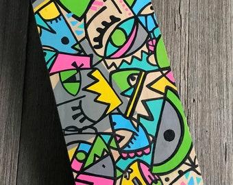 Skateboard Deck - Wallart