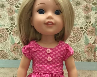 Classic Dress for 14-14.5 inch Dolls