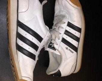 Adidas vintage shoes | Etsy