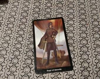 Single Card Tarot Spread - Same Day Tarot Reading - One Card Pull Divination - Daily Tarot Advice - Cartomancy - Psychic Reading - Oacular