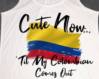 6aaf5e2ac13 Ladies Colombia Tank Top