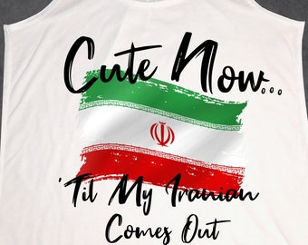 b3577a4fe Ladies Iran Tank Top