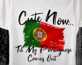 f197e8e4 Ladies Portugal T-shirt
