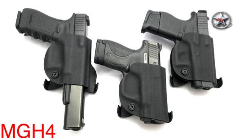 MGH4 PADDLE GUN HOLSTER