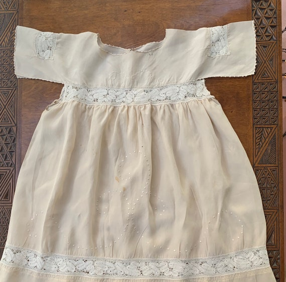 Vintage dress for little princess