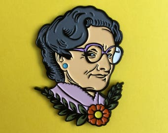 Mrs.Doubtfire Soft Enamel Pin