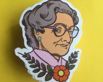 Mrs.Doubtfire Sticker Pack