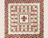 French General Parisian Courtyard Pattern