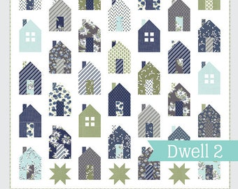 Dwell 2 by Camille Roskelley for Thimble Blossoms