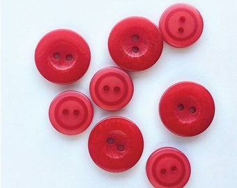 Button Up! Snack Pack by Just Another Button Co - Cherry