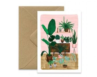Card A6 - LIVING ROOM
