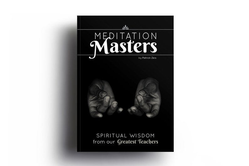 meditation book meditation guide buddhism book spirituality image 0