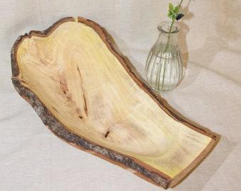 Ibirá-pitá wood bowl