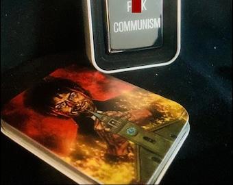 "Preacher ""F*ck Communism"" Lighter Comic Jesse Custer Garth Ennis Vertigo"