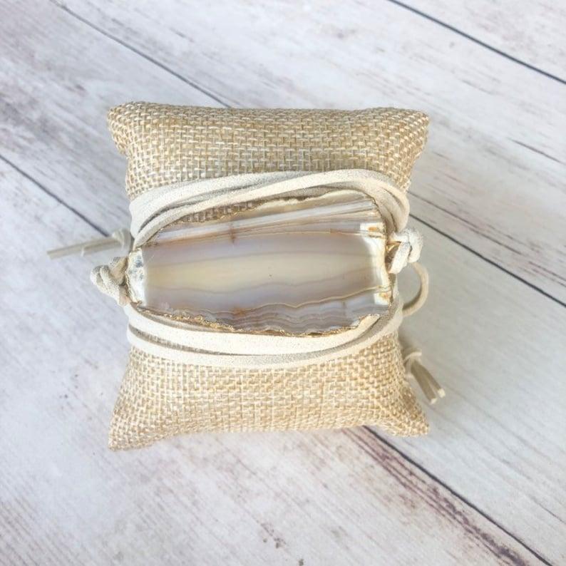 the August wrap braceletnecklace