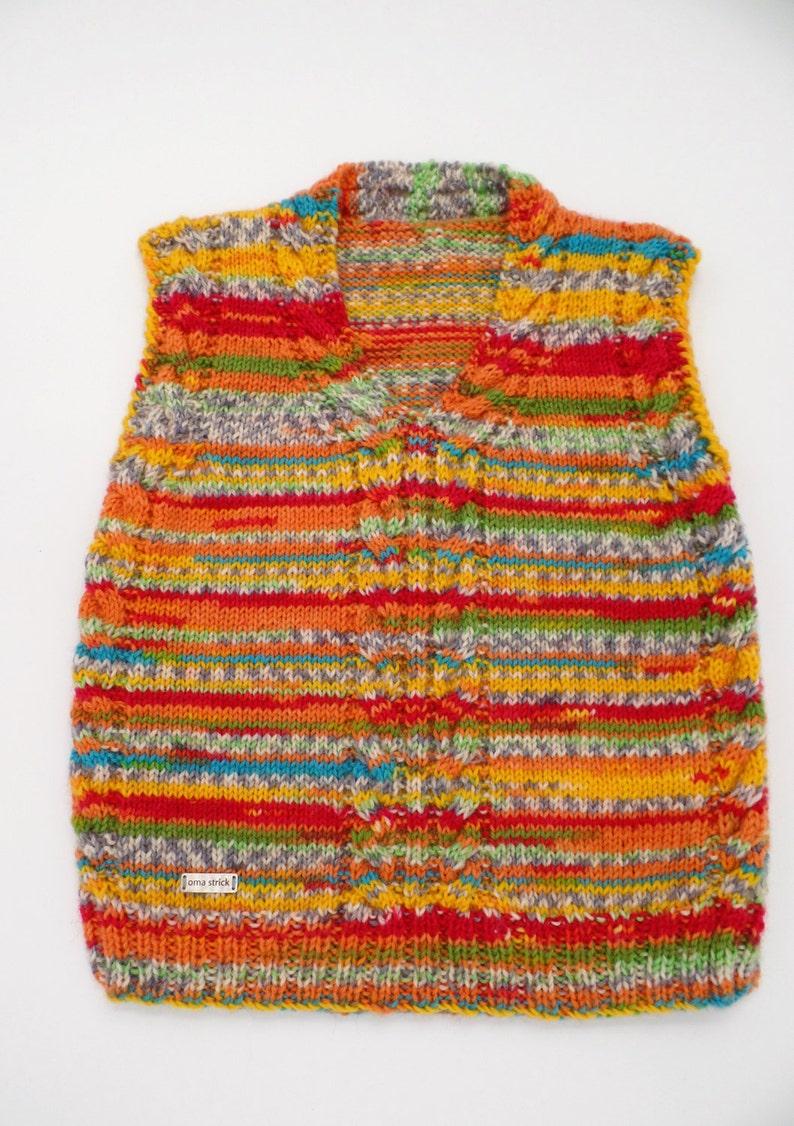 OFFER 3  Children's sweater Karla hand image 0