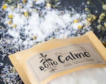 CALME / Bath milk, oats, bath product, bath, relaxation, selfcare, Christmas gift, bath salts, bath salt