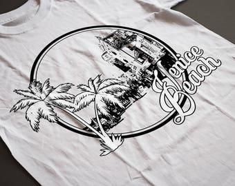 Venice Beach, Venice Beach artwork, Venice Beach shirt, Venice Beach Design