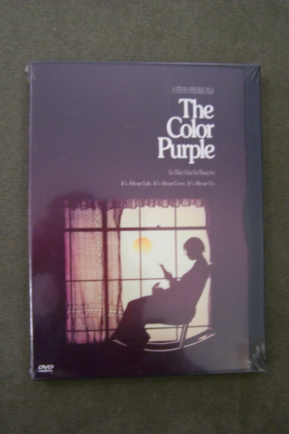 The Color Purple Dvd New Copy Original Release Etsy
