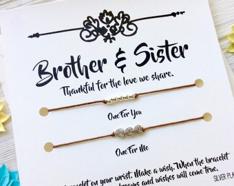 Brother Sister Gift