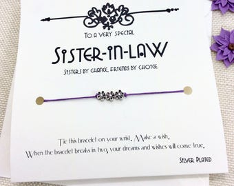 Future Sister In Law Gift Wedding Birthday For