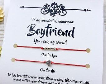 Boyfriend Birthday Gift For Him Birthday Card Boyfriend Gift ROCK