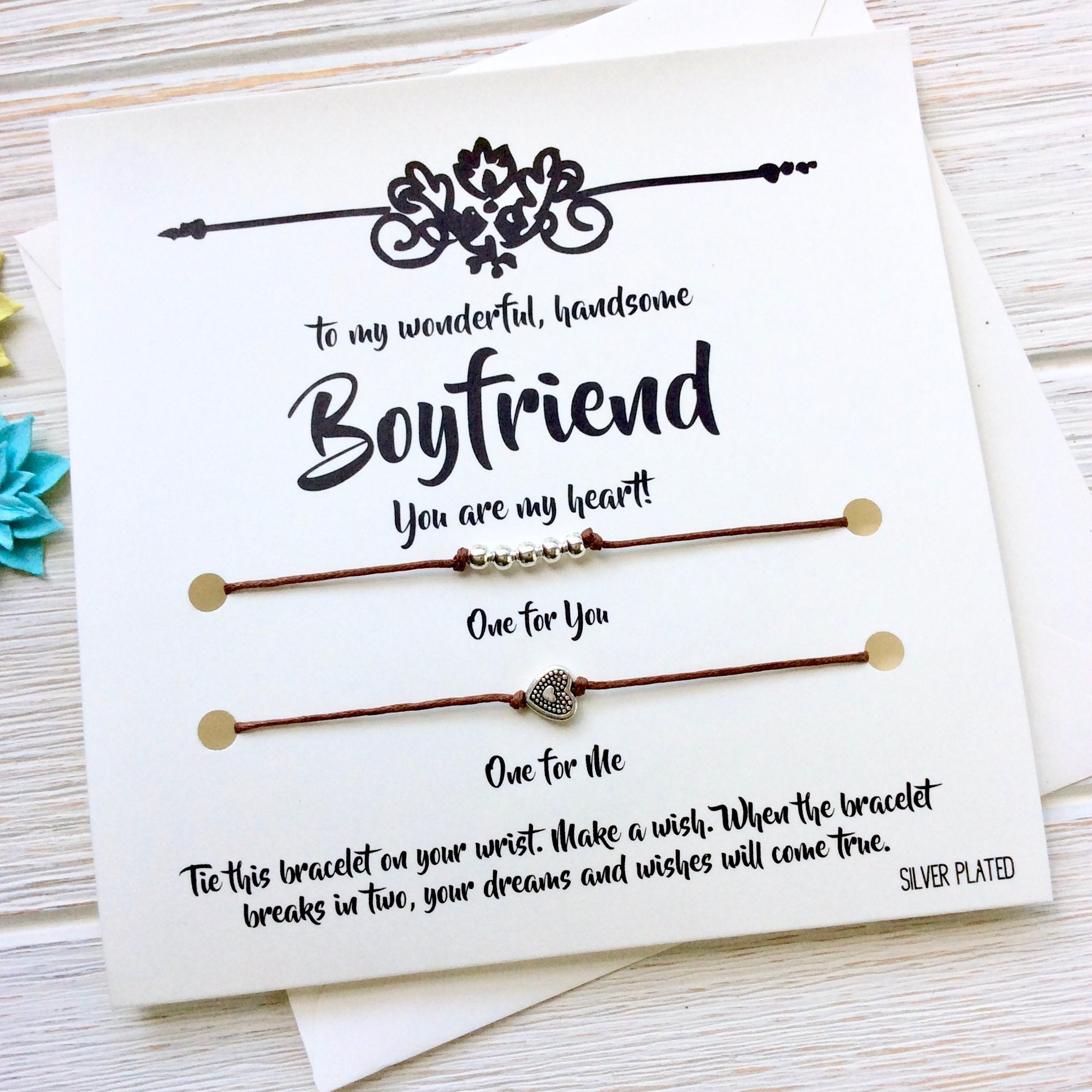 Boyfriend Gift For Boyfriend Valentines Day Gifts For