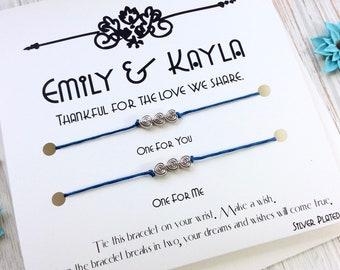 Lesbian Girlfriend Gift LGBTQ Bracelet Lesbian Couple Lesbian Jewelry Gay Boyfriend Gift