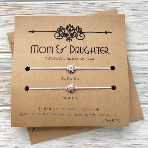 Mom Gift Mothers Day From Daughter Birthday