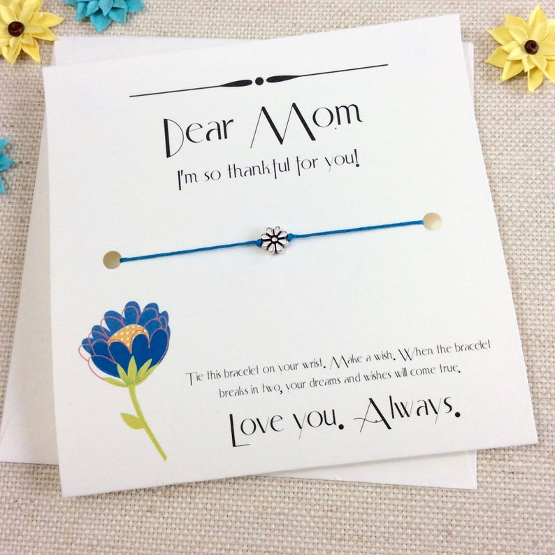 Mom Birthday Card Gift From Son Gifts Daughter For