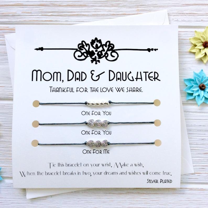 Parents De La Mariée Cadeau Mariage Cadeaux Pour Les Parents Je Vous Remercie Parents Carte