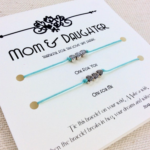 Mothers Day From Daughter Mother Bracelet