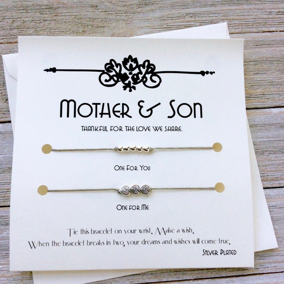 Mother And Son Gifts Valentines Gift For