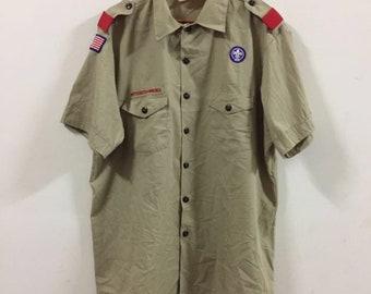 Boy scout uniform | Etsy