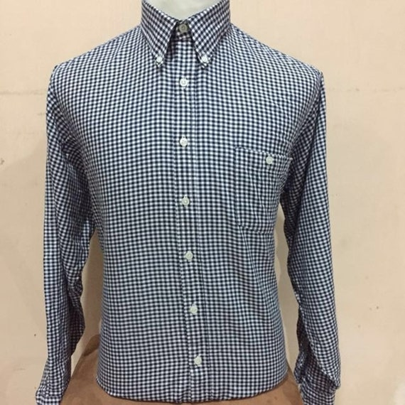 Orvis Checkered Shirt Size L