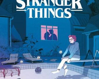 Barb Stranger Things Alternative Poster