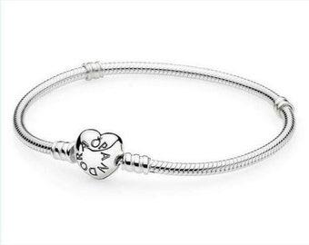 529e1115439 Pandora Style Bracelet . 8.5