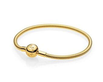 f196f936d49 Pandora Style Bracelet . 6.25